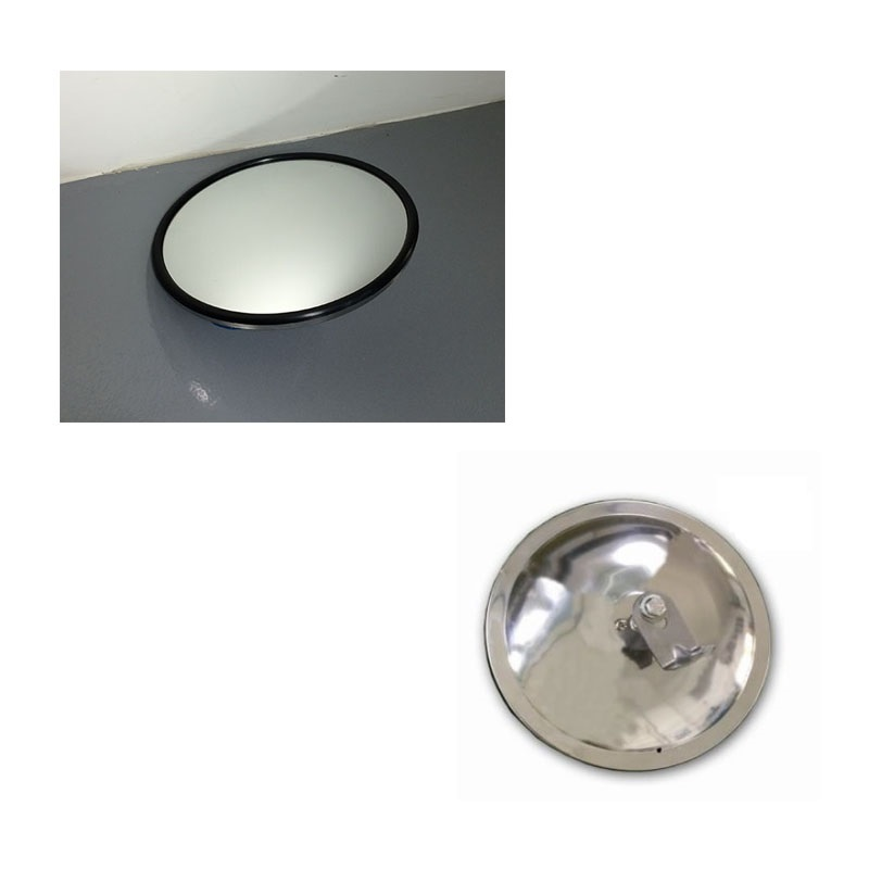 convex mirror, stainless wide angle mirror
