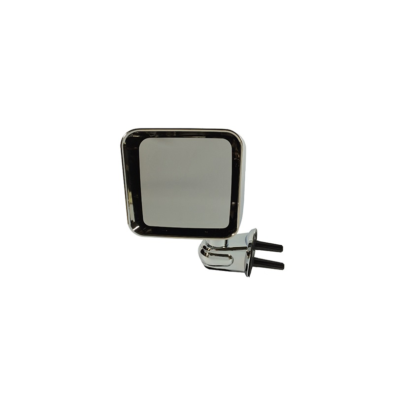 JM3525C, Clear mirror glass, Silver shell